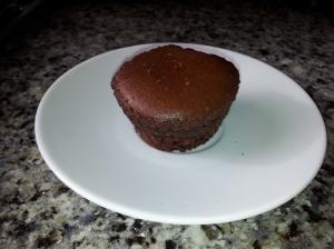 cupcake vegano, sin glten, lactosa o huevo Celicatesen